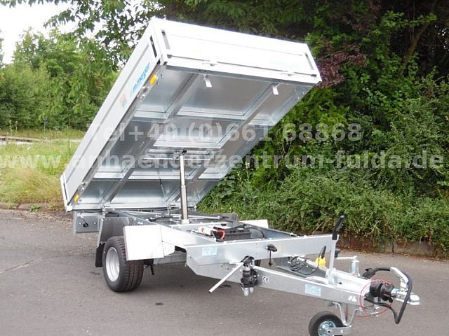 wm meyer hlnk 1523 141mit elektropumpe hydraulik heckkipper trailer tipper in fulda used buy. Black Bedroom Furniture Sets. Home Design Ideas