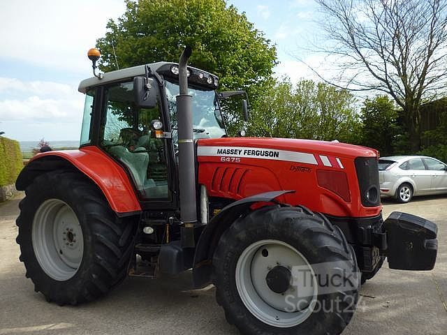 Massey Ferguson - 6475 - Tractores