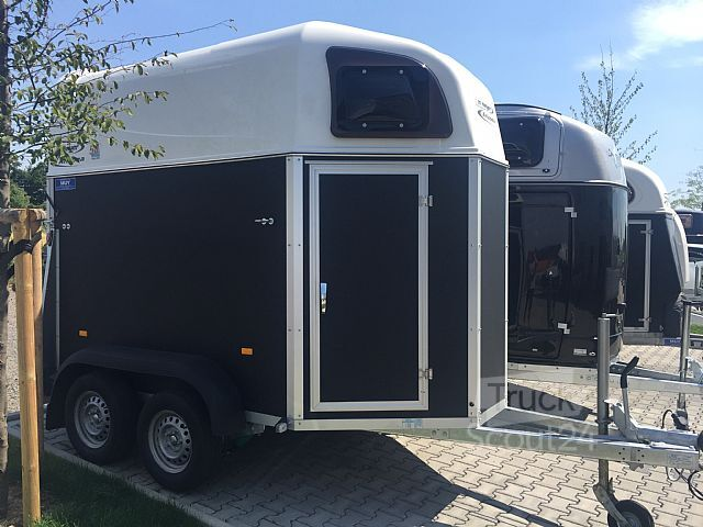 wm meyer arizona trailer horse trailer in mainz used buy on autoscout24 trucks. Black Bedroom Furniture Sets. Home Design Ideas