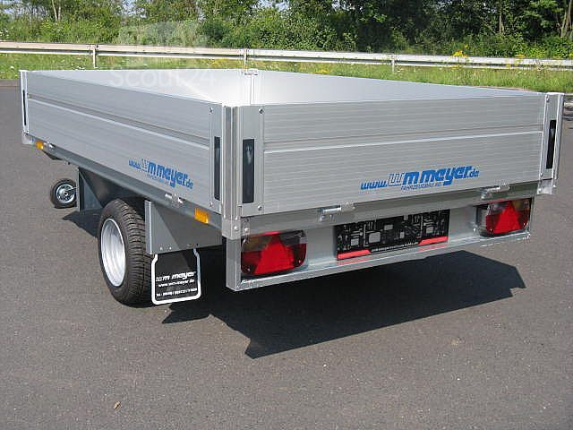 wm meyer hochlader 750 kg 251 x 151 cm hln 7525 151 trailer car trailer in fulda new buy on. Black Bedroom Furniture Sets. Home Design Ideas