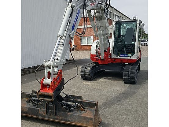 takeuchi tb 290 cm v4 baumaschine minibagger in bremen. Black Bedroom Furniture Sets. Home Design Ideas