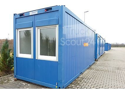 Sonstige/Other Containex BM-20, Container Office/ Work Container in ...