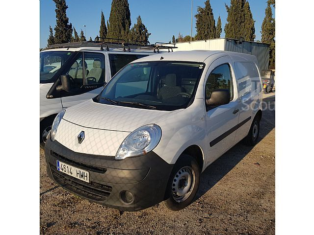 renault kangoo transporter kastenwagen in alicante. Black Bedroom Furniture Sets. Home Design Ideas